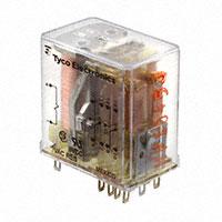 TE Connectivity Potter & Brumfield Relays - R10-E1X2-V700 - RELAY GEN PURPOSE DPDT 5A 24V