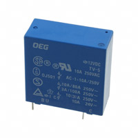 TE Connectivity Potter & Brumfield Relays - SDT-SH-112DM,000 - RELAY GEN PURPOSE SPST 10A 12V