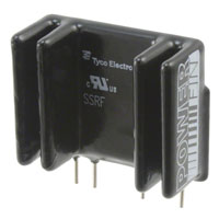 TE Connectivity Potter & Brumfield Relays - SSRF-240D25 - RELAY SSR 240VAC 25A SIP PWR FIN
