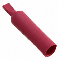 TE Connectivity Raychem Cable Protection - TC-CAPS-4003-2 - HEAT SHRINKABLE CAP 3.2MM