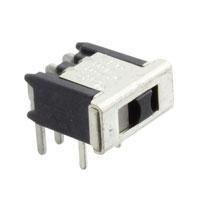 TE Connectivity ALCOSWITCH Switches - TSS11DG1RA - SWITCH SLIDE SPDT 0.4VA 20V