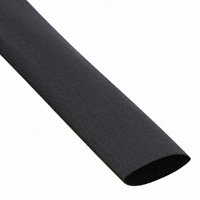 TE Connectivity Raychem Cable Protection - V2-11.0-0-FSP-SM - HEAT SHRINK TUBING BLACK 50M