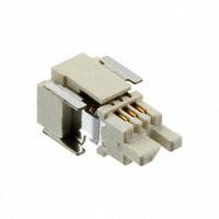TE Connectivity AMP Connectors - 1445297-1 - REC.R/A SMT,6 POS