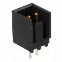 TE Connectivity AMP Connectors - 3-644896-2 - CONN HEADER 2POS VERT .100 GOLD