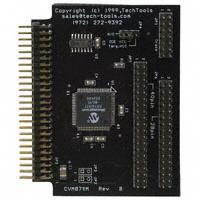 TechTools - CVM87XAM - MEMBR MOD PIC16F873/874/876/877