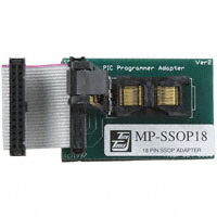 TechTools - MP-SSOP18 - ADAPTER QUICKWRITER 18-SSOP