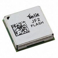 Telit - J-F2-B3E8-DR - MODULE GPS RECEIVER 1.8V