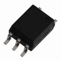 Toshiba Semiconductor and Storage - TLP2361(TPL,E - OPTOISO 3.75KV PSH PULL SO6-5
