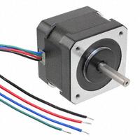 Trinamic Motion Control GmbH - QSH4218-35-10-027 - STEP MOTOR HYBRID BIPOLAR 5.3V