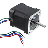 Trinamic Motion Control GmbH - QSH4218-51-10-049 - STEPPER MOTOR HYBRID BIPOLAR 5V