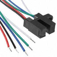 TT Electronics/Optek Technology - OPB490P11Z - SWITCH PHOTOLOGIC SLOTTD OPTICAL