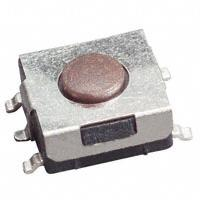 TE Connectivity ALCOSWITCH Switches - FSM1LPATR - SWITCH TACTILE SPST-NO 0.05A 24V