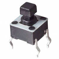 TE Connectivity ALCOSWITCH Switches - FSMCDA - SWITCH TACTILE SPST-NO 0.05A 24V