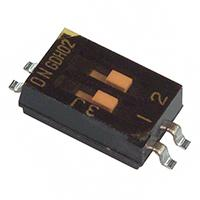 TE Connectivity ALCOSWITCH Switches - 1571983-1 - SWITCH SLIDE DIP SPST 25MA 24V