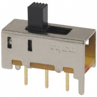 TE Connectivity ALCOSWITCH Switches - 1825255-2 - SWITCH SLIDE SPDT 0.4VA 20V