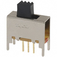 TE Connectivity ALCOSWITCH Switches - 1825257-2 - SWITCH SLIDE SPDT 0.4VA 20V