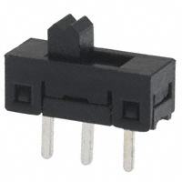 TE Connectivity ALCOSWITCH Switches - SSA12 - SWITCH SLIDE SPDT 100MA 30V