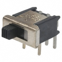 TE Connectivity ALCOSWITCH Switches - 1571984-1 - SWITCH SLIDE SPDT 0.4VA 20V