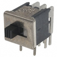 TE Connectivity ALCOSWITCH Switches - 1571984-3 - SWITCH SLIDE DPDT 0.4VA 20V