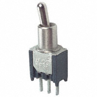 TE Connectivity ALCOSWITCH Switches - 1825219-3 - SWITCH TOGGLE SPDT 0.4VA 20V