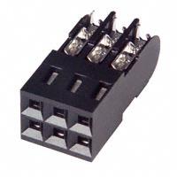 TE Connectivity AMP Connectors - 5-102694-1 - CONN RECEPT 6POS .100 IDC GOLD