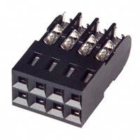 TE Connectivity AMP Connectors - 5-102694-2 - CONN RECEPT 8POS .100 IDC GOLD