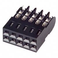 TE Connectivity AMP Connectors - 5-102398-3 - CONN RECEPT 10POS .100 IDC GOLD