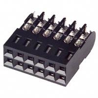 TE Connectivity AMP Connectors - 5-102694-4 - CONN RECEPT 12POS .100 IDC GOLD