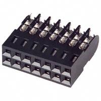 TE Connectivity AMP Connectors - 5-102398-5 - CONN RECEPT 14POS .100 IDC GOLD