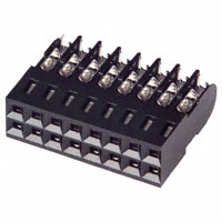 TE Connectivity AMP Connectors - 5-102393-6 - CONN RECEPT 16POS .100 IDC GOLD