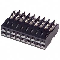 TE Connectivity AMP Connectors - 5-102398-7 - CONN RECEPT 18POS .100 IDC GOLD