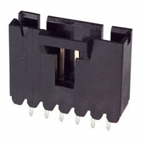 TE Connectivity AMP Connectors - 5-104363-5 - CONN HEADER VERT .100 6POS 15AU