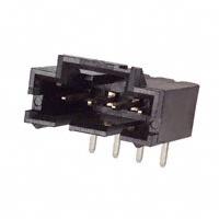 TE Connectivity AMP Connectors - 5-103635-3 - CONN HEADER RT/A .100 4POS 15AU