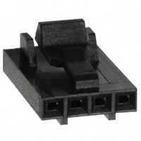 """TE Connectivity AMP Connectors - 104257-3 - CONN RECPT 4POS .1"""" POL UNLOAD"""