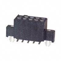 TE Connectivity AMP Connectors - 5-104652-1 - CONN RECEPT 10POS VERT .050 SMD