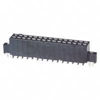 TE Connectivity AMP Connectors - 5-104652-3 - CONN RECEPT 30POS VERT .050 SMD
