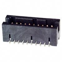 TE Connectivity AMP Connectors - 104655-3 - CONN HEADER 20POS .050 VERT SMD