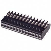 TE Connectivity AMP Connectors - 6-102448-1 - CONN RECEPT 26POS .100 IDC GOLD