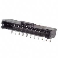 TE Connectivity AMP Connectors - 1-103634-0 - CONN HEADER RTANG 11POS PCB TIN