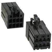 TE Connectivity AMP Connectors - 1-1318119-4 - CONN RECEPT 8POS DUAL KEY-X