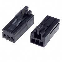 TE Connectivity AMP Connectors - 1-1318120-3 - CONN RECEPT 2.5 3POS KEY-X