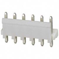 TE Connectivity AMP Connectors - 1-1123723-6 - CONN HEADER .156 VERT 6POS TIN