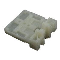 TE Connectivity AMP Connectors - 830-BU - TERM BLOCK END SECTION 800SERIES