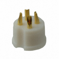 TE Connectivity AMP Connectors - 8058-1G30 - CONN TRANSIST TO-5 4POS GOLD