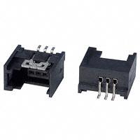 TE Connectivity AMP Connectors - 1-1565994-3 - CONN HEADER 3POS HORIZONAL SMD
