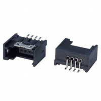 TE Connectivity AMP Connectors - 1-1565994-4 - CONN HEADER 4POS HORIZONAL SMD