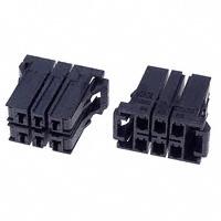 TE Connectivity AMP Connectors - 1-178129-6 - CONN RECEPT 5.08 6POS KEY-XX