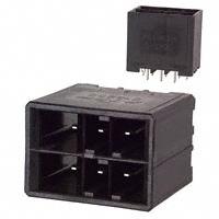 TE Connectivity AMP Connectors - 1-178140-5 - CONN HDR 6POS VERT KEY-XX TIN