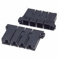 TE Connectivity AMP Connectors - 1-179958-4 - CONN RECEPT 10.16 4POS KEY-X