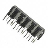 TE Connectivity AMP Connectors - 1-1954289-3 - CONN SSL RCPT & BLADE 6POS 4MM